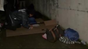 Covenant House Sleep Out: raising awareness for youth homelessness