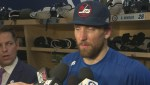 RAW: Winnipeg Jets Blake Wheeler Post Game Reaction – Apr. 10