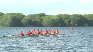 RMC rowers will represent Canada at the Royal Henley Regatta (02:16)