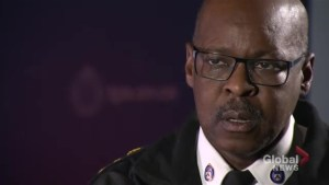 Toronto police chief calls record number of homicides an 'anomaly'