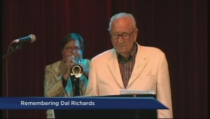 Tributes pour in for the late Dal Richards