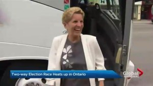 Ontarians react to Kathleen Wynne's surprise concession