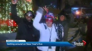 TTC, GO, UP Express a few of the free ways to travel on NYE