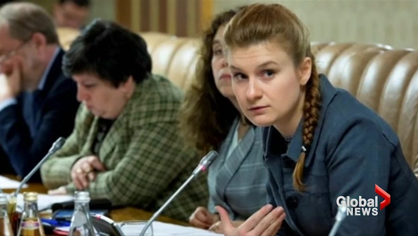 Judge orders accused Russian agent Maria Butina jailed pending trial