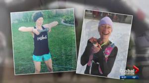 Marathon runner who fought to raise awareness about lung cancer dies