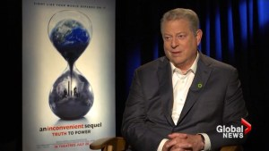 Al Gore calls Trump's ban of transgendered people in military a 'distraction'