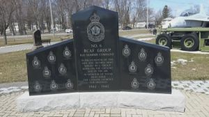 Brooklin legion raising money for local cenotaph