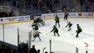 Saskatoon Blades set for rivalry clash with Prince Albert Raiders