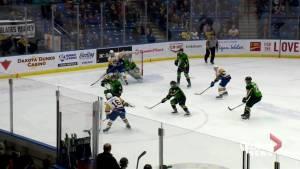 Saskatoon Blades set for rivalry clash with Prince Albert Raiders