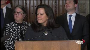 Wilson-Raybould talks about restricting the use of preliminary inquiries