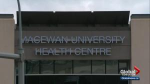 MacEwan University health centre grand opening