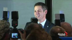 Winnipeg Votes: Brian Bowman sweeps to victory in Winnipeg mayoral race