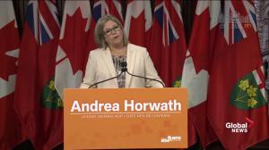 Liberals' NDP-inspired HST rebate on hydro bills falls short for Horwath