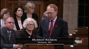 NDP calls on Liberals to address rising ocean temperatures