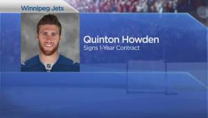 RAW: Quinton Howden Phone Interview
