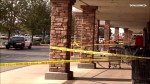 Decomposing body found in entrance column of California supermarket