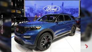 Ford recalling some 1.2 million Explorers