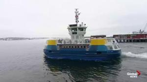 All aboard the Halifax Transit Ferry Service