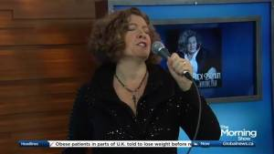 Adi Braun performs Mack the Knife on The Morning Show