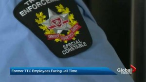 Former TTC employees facing jail time
