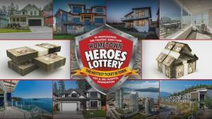 Hometown Heroes Lottery deadline