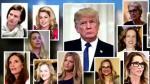 3 women demand investigation into Trump misconduct