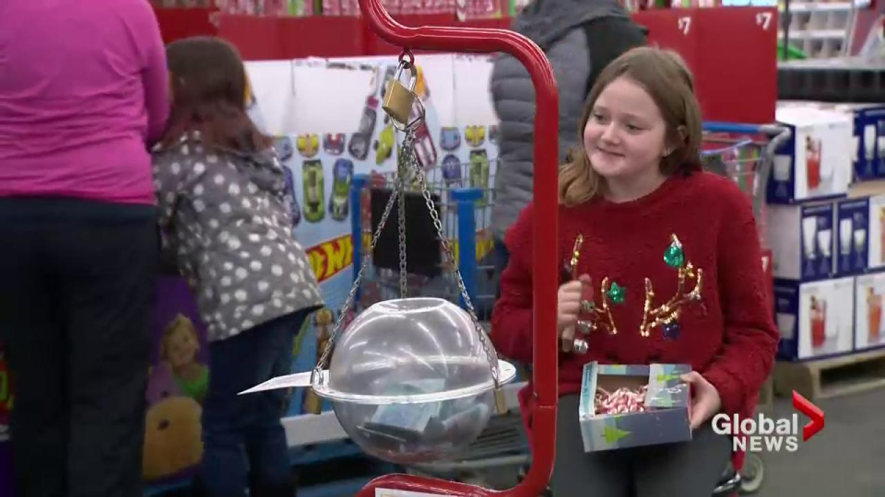 Families collect gifts from Salvation Army Angel Tree