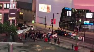 1 man dead after brazen shooting at Yonge-Dundas Square