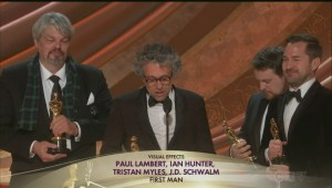 Vancouverites bringing home two Oscars