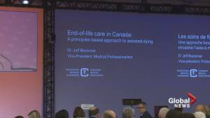 Doctors discuss assisted dying