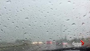 Heavy thunderstorm surges through GTA