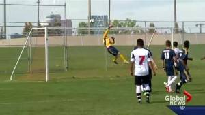 Calgary high school senior soccer championships