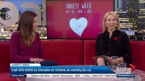 Variety Week: Adriann's Take A Hike success story