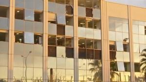 Bomb explodes outside Greek TV station