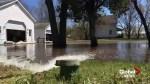 Flood cleanup underway in Chipman, N.B.