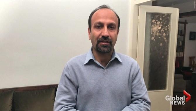 Iranian filmmaker wins Oscar, blasts Trump trip ban in remark - Nationwide Iranian filmmaker wins Oscar, blasts Trump trip ban in remark - Nationwide Oscar nom  884847171531