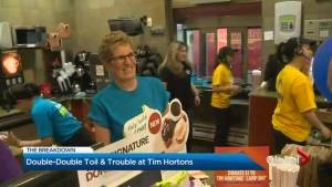 The Breakdown: Kathleen Wynne calls Tim Hortons heir a 'bully'
