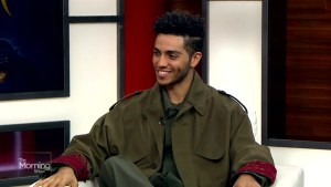 Canadian actor Mena Massoud joins The Morning Show to talk about his role as 'Aladdin'