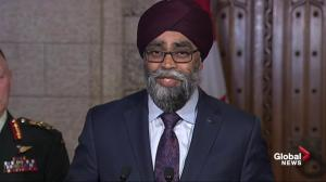 Sajjan: Mali mission a sign of Canada's re-engagement to peacekeeping