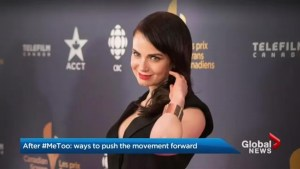 After 'Me Too': Canadian actress and activist Mia Kirshner on what comes next