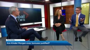 Why are Kinder Morgan execs getting bonuses?