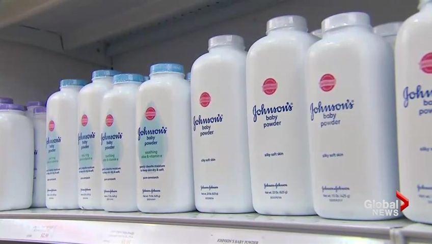 Health Canada Finds Talcum Powder May Cause Cancer Lung Damage National Globalnews Ca