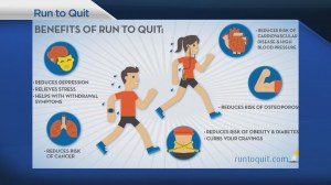 Manitobans prepare for 'Run to Quit'