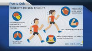 Manitobans prepare for 'Run to Quit'