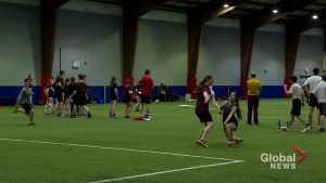 Ultimate frisbee teaches life lessons to Nova Scotia high schoolers
