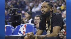 Tributes continue for slain rapper Nipsey Hussle