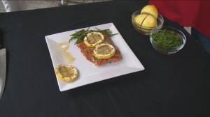 BBQ Bites: Grilled B.C. salmon