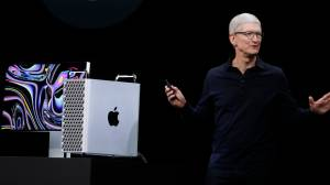 Apple holds WWDC keynote event