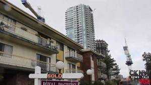 'No Vacancy:' the face of Metrotown demovictions