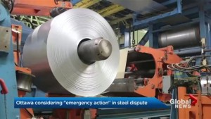 Finance Minister Bill Morneau takes emergency action on steel